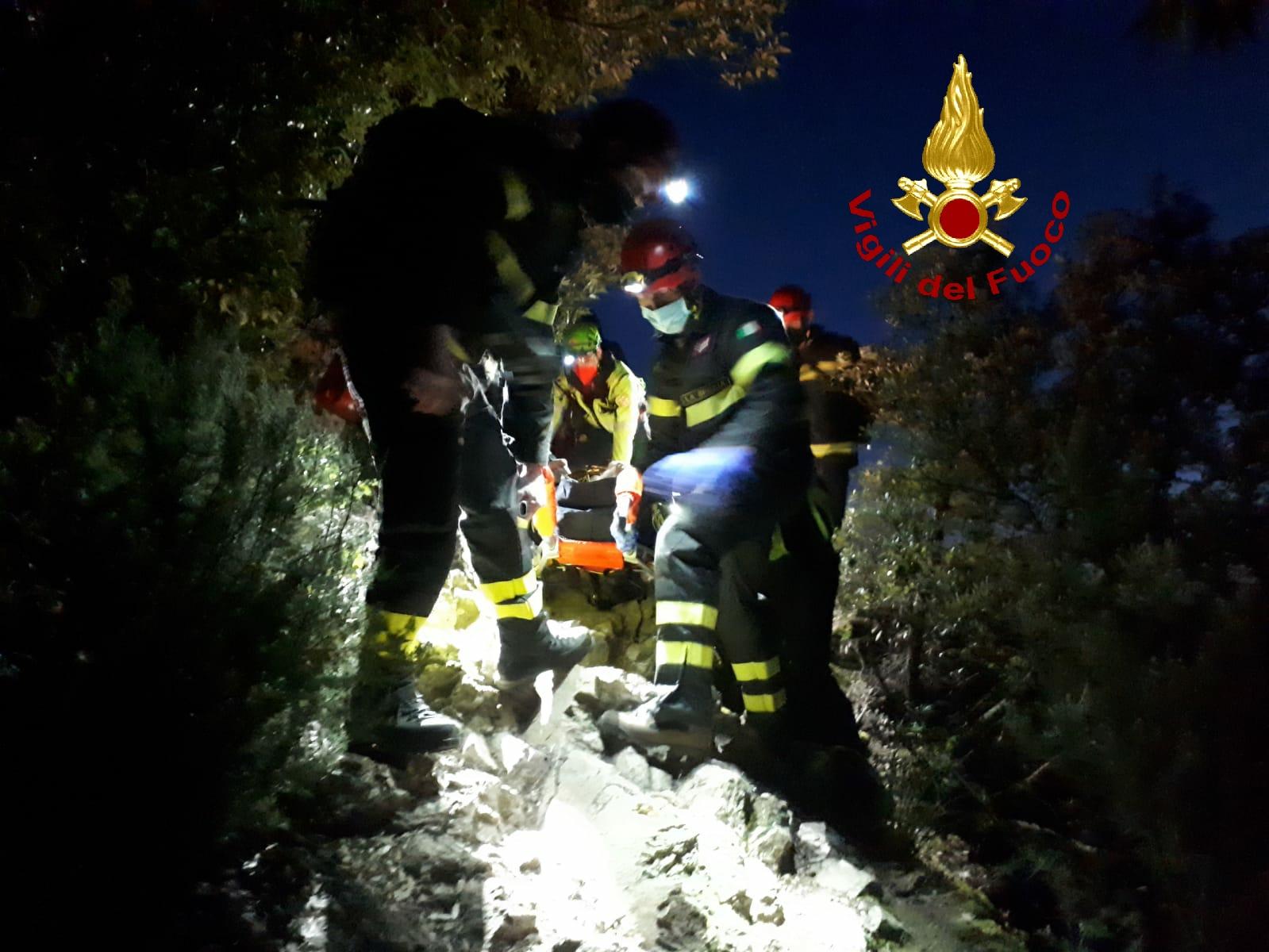 Cinque Terre: escursionista si infortuna a una caviglia