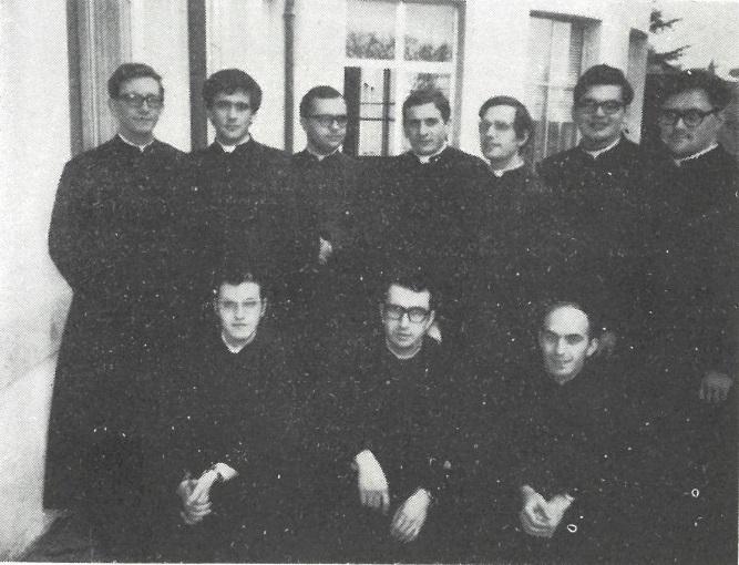 Camogli: don Bevacqua festeggia i 50 anni di sacerdozio