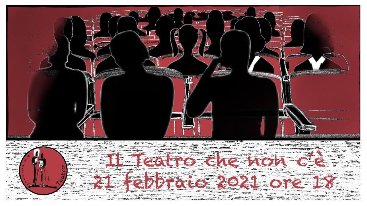 """Emergenza spettacolo Liguria chiama il pubblico a """"Il Teatro che non c'è"""""""