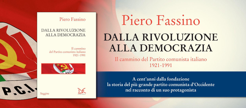 """Sestri: """"Dalla rivoluzione alla democrazia"""", online il libro di Fassino"""