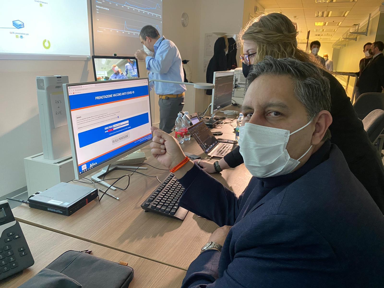 Covid: possibile nuovo sistema prevenzione contagi