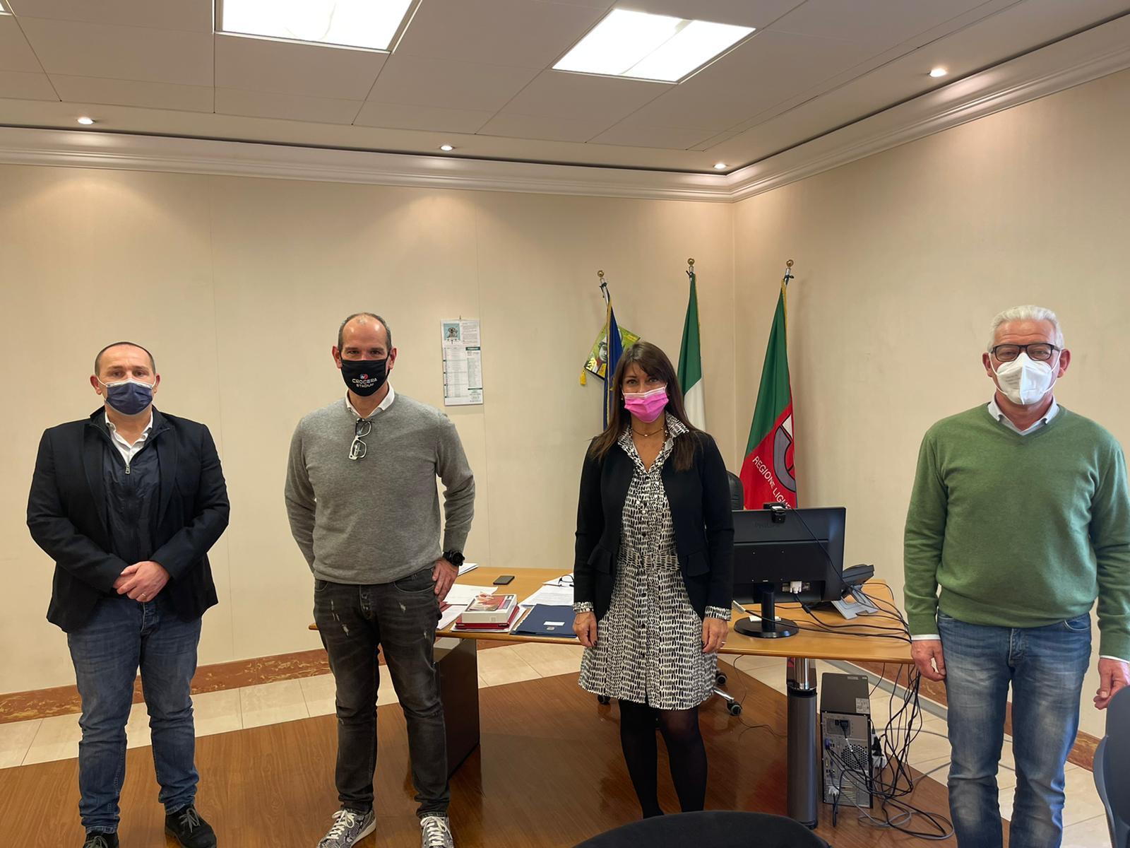 Regione: il Comitato ligure Fin incontra l'assessore Ferro