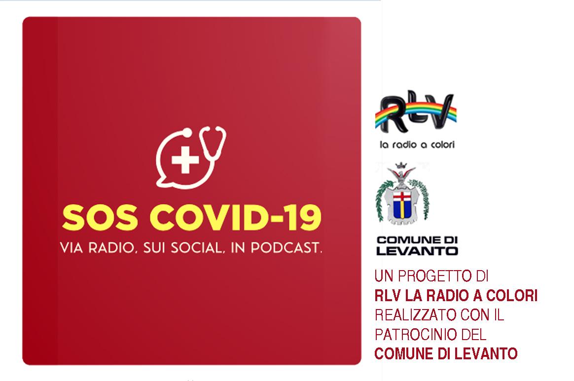 """Levanto: """"Sos Covid"""", la campagna informativa ora è in un libretto digitale"""