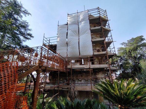 Chiavari: si restaura il Padiglione del tè al parco Rocca