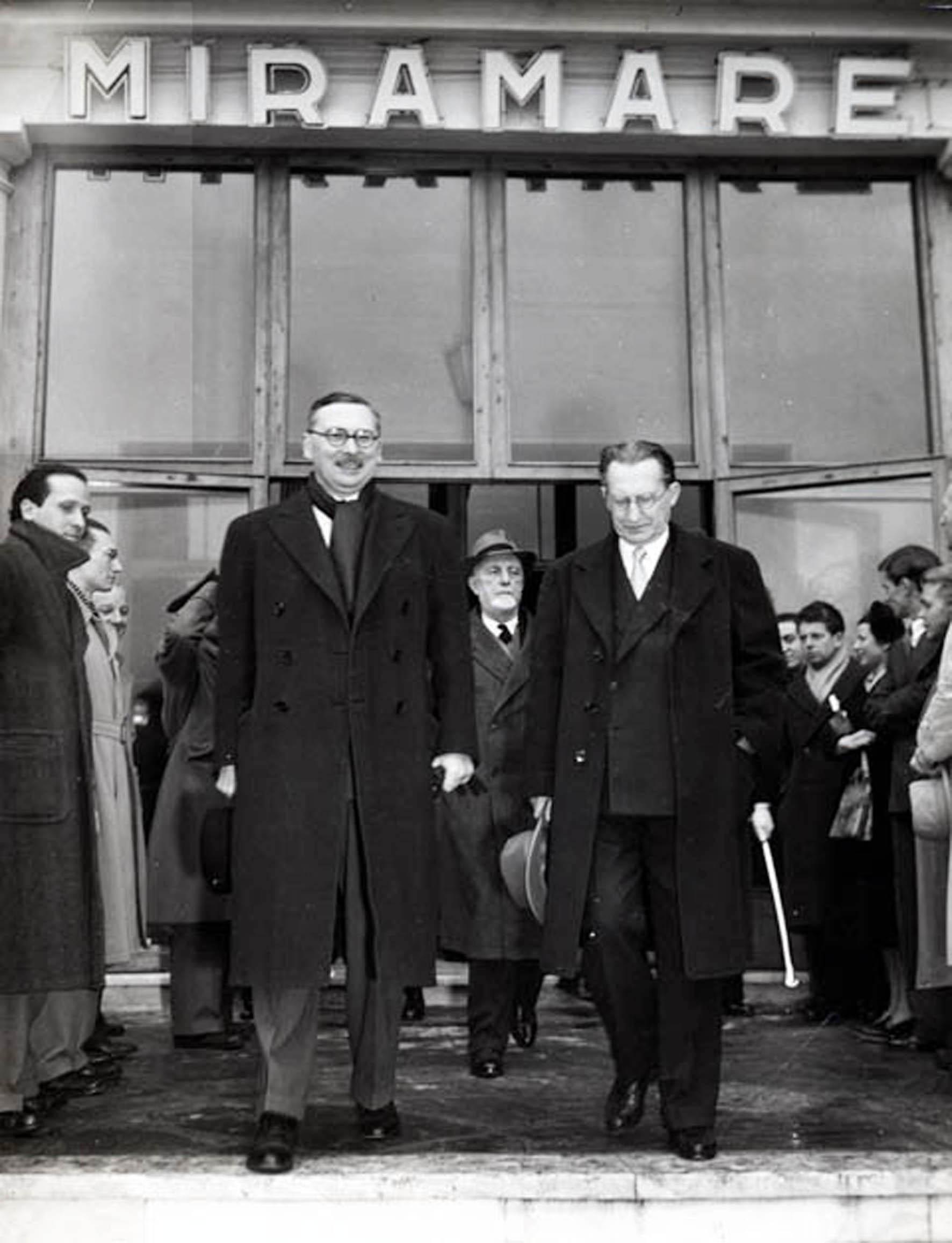 'Santa': un'Europa che balbetta e un trattato di 70 anni fa