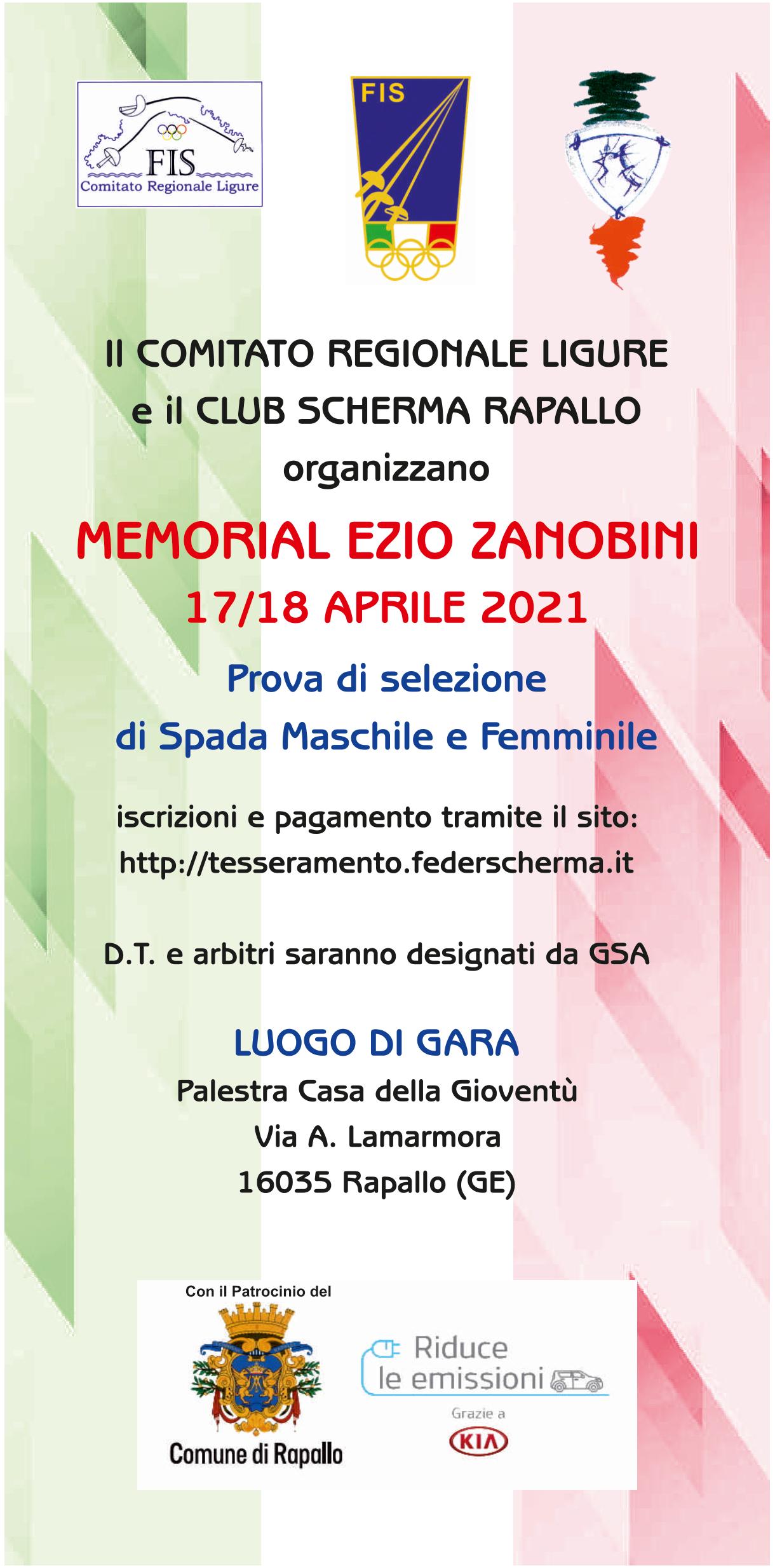 Rapallo: fine settimana di grande scherma