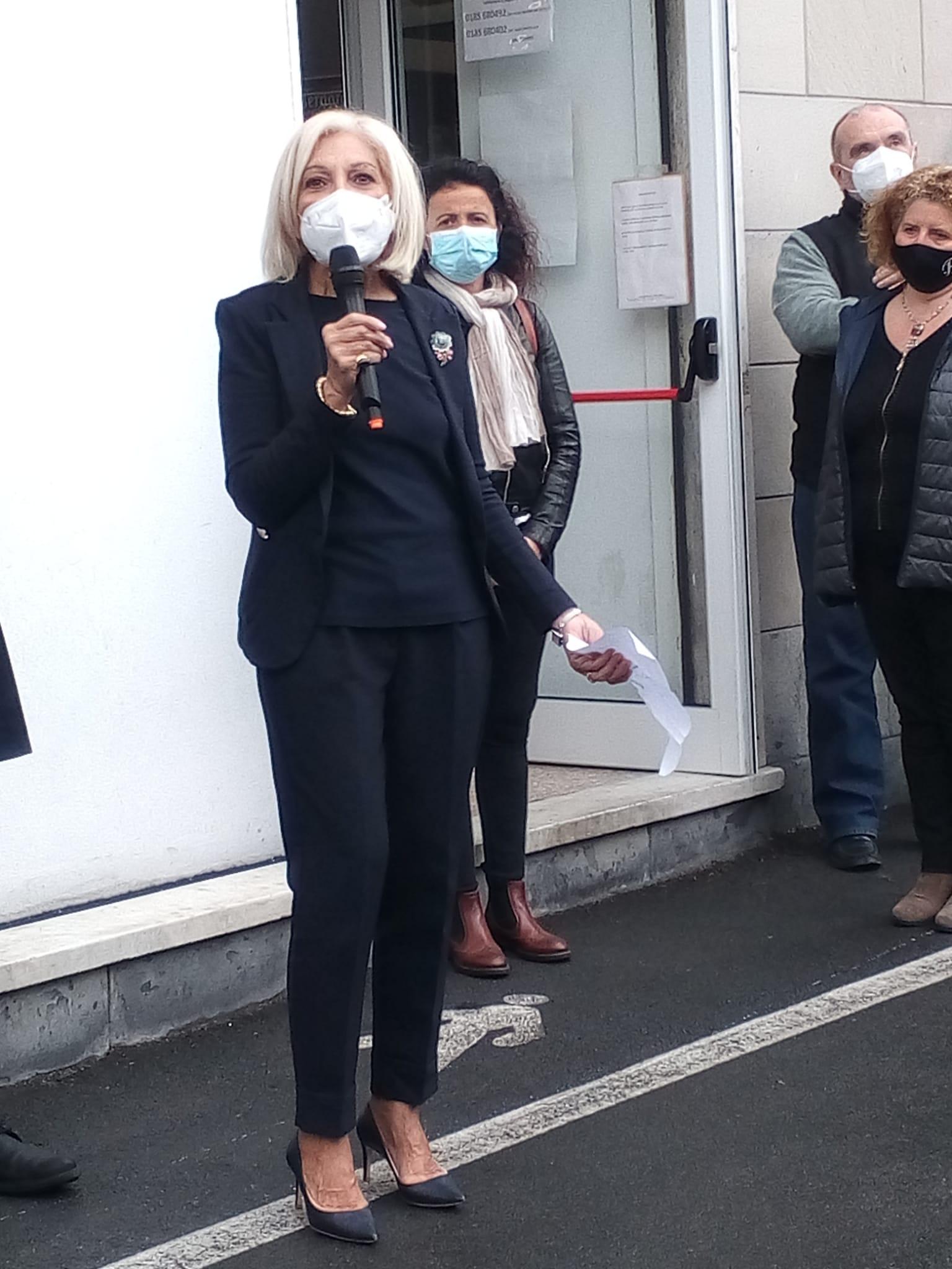 Rapallo: Emporio solidale, il grande grazie di Ileana Corea