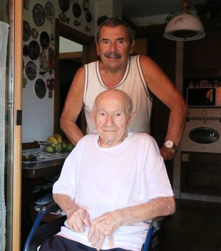 Camogli: 98 anni, Andrea non riesce a farsi vaccinare