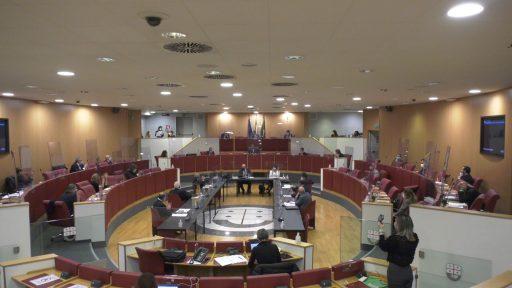 Regione: la seduta pomeridiana del Consiglio