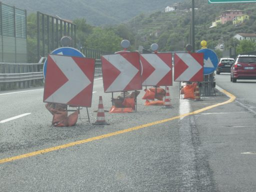A-12: stanotte chiuso il tratto Chiavari-Rapallo (22-06)