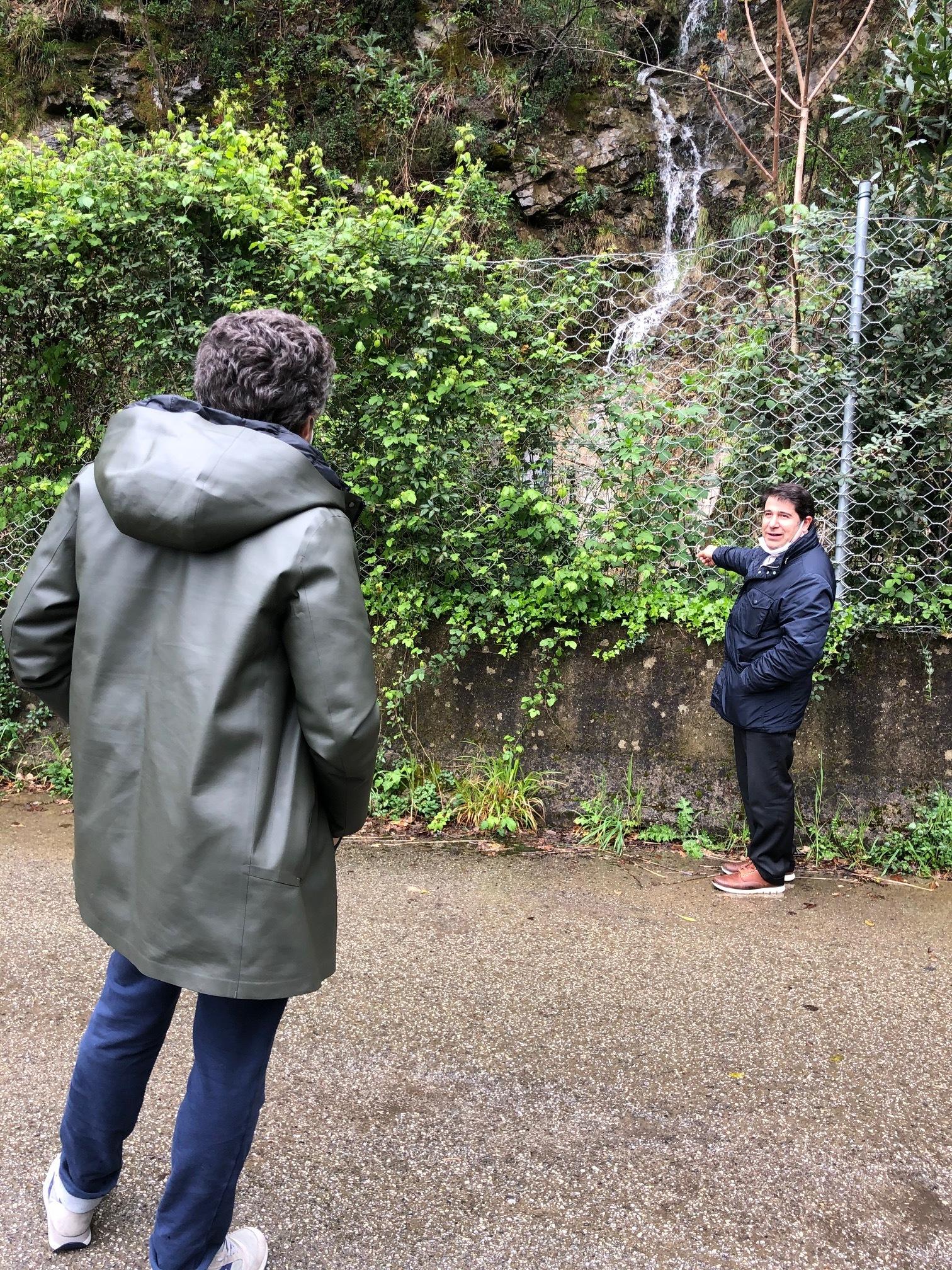 Rapallo: smottamenti nelle frazioni; in arrivo altra pioggia