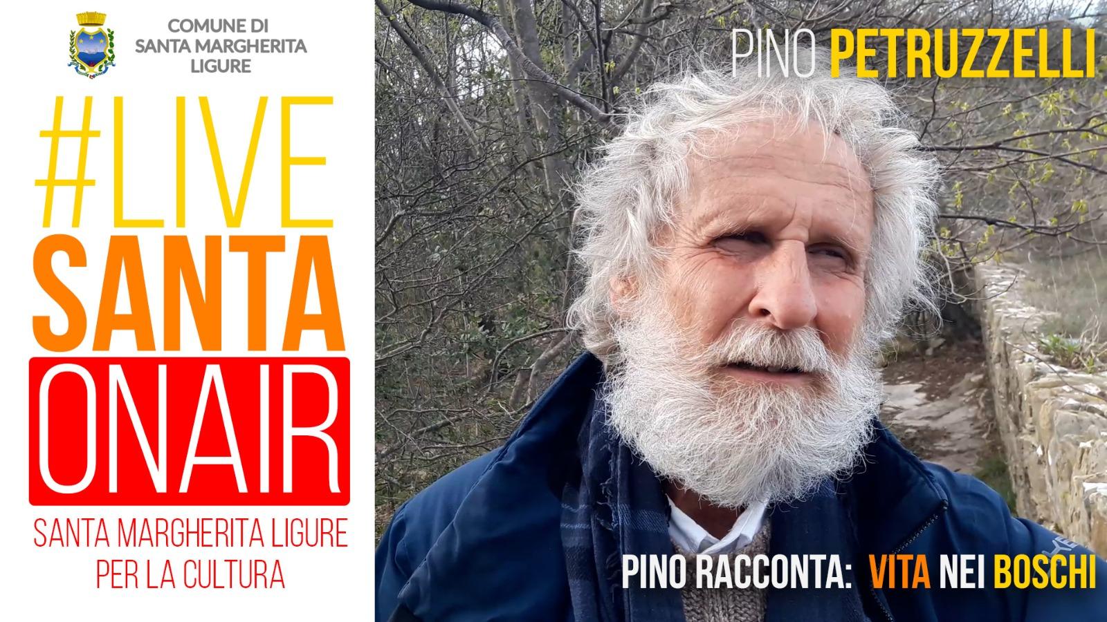 """'Santa': Pino Petruzzelli domani su """"#livesanta on air"""""""