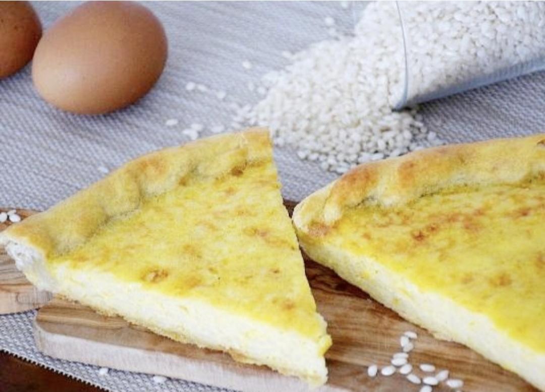 Le ricette di Renzo Bagnasco:  torta di riso