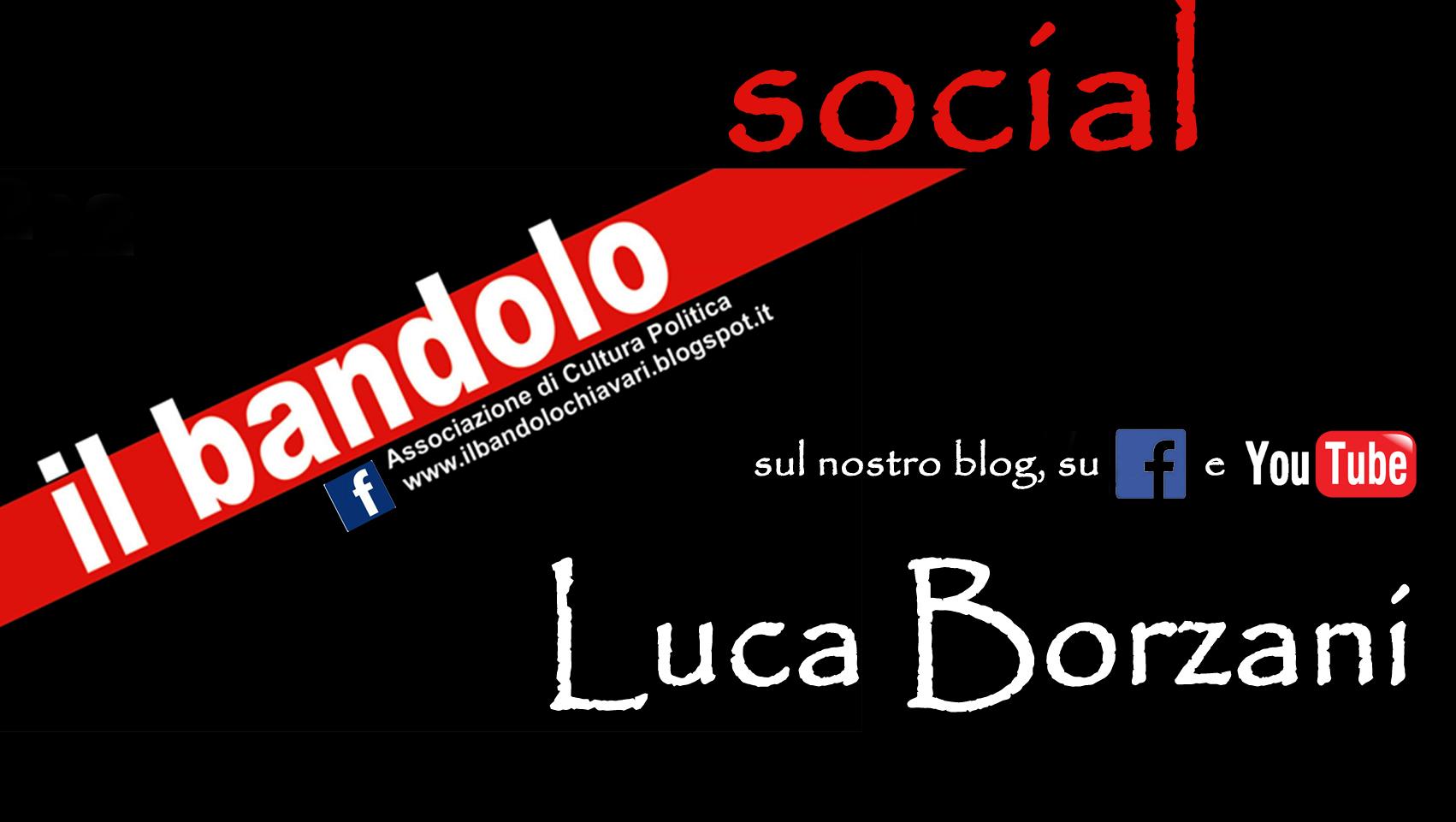 Chiavari: è Luca Borzani il nuovo ospite de 'Il Bandolo'