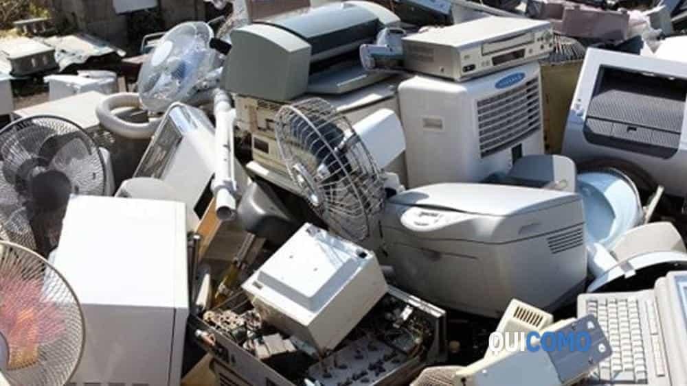 Rifiuti: nel 2020 raccolte 12mila tonnellate di elettrici e elettronici
