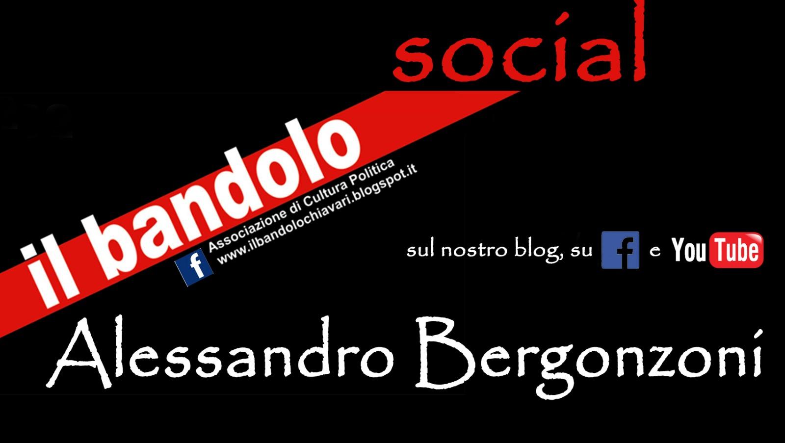 Chiavari: 'Il Bandolo' ospita Alessandro Bergonzoni