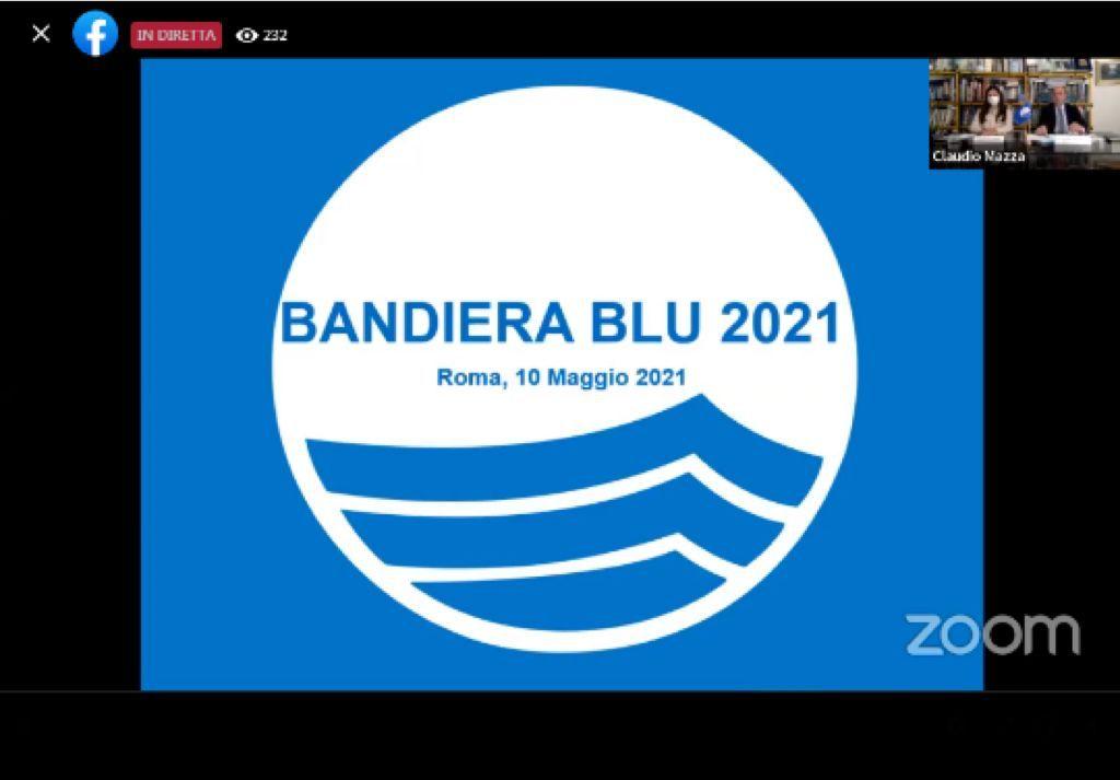 Camogli: quinta Bandiera Blu