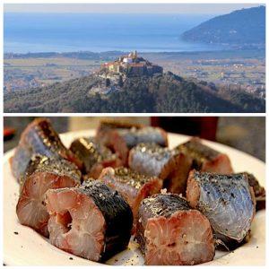 Le ricette di Renzo Bagnasco:  anguille di Ortovero alle olive