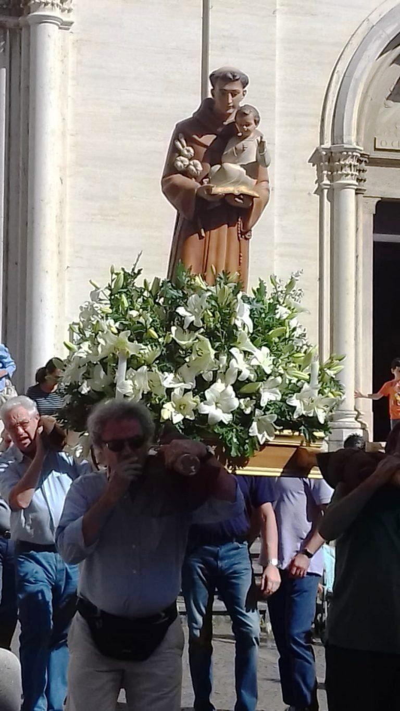 Chiavari: Sant'Antonio, festa ancora senza processione