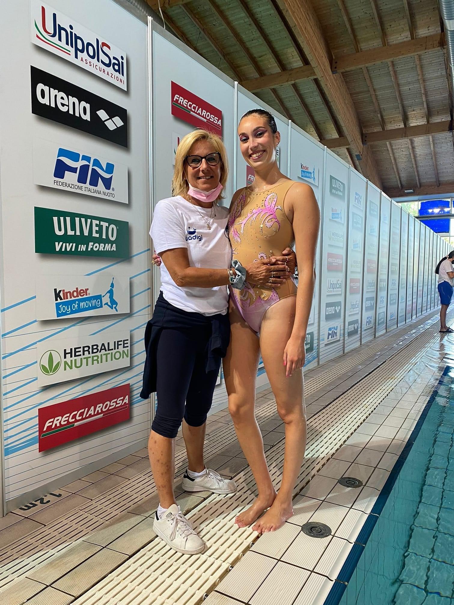 Sincro/ Bogliasco: grandi risultati per Olimpia Benvenuto (2)